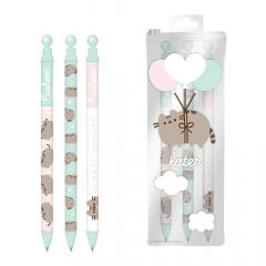 Set 3 pixuri - Pusheen Ballpen