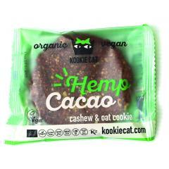 Fursec bio - Cookie cu seminte de canepa si cacao, 50g