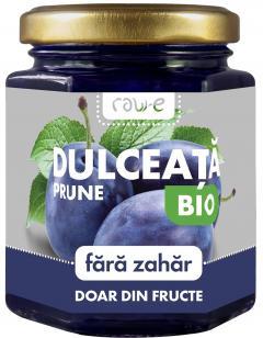 Dulceata de prune fara zahar - Bio