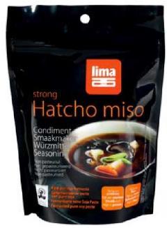 Pasta de soia Hatcho Miso - Bio