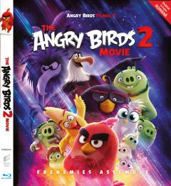Angry Birds filmul 2 / The Angry Birds Movie 2 (Blu Ray Disc)