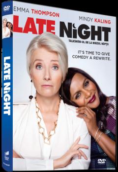 Talkshow-ul de la miezul noptii / Late Night