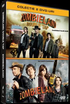 Bun venit in Zombieland + Zombieland: Runda dubla / Zombieland + Zombieland: Double Tap (colectie 2 filme)