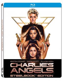 Ingerii lui Charlie 2019 / Charlie's Angels - Blu Ray Steel Box