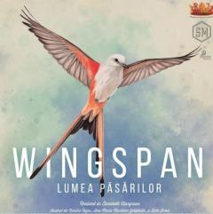 Wingspan: Romanian Edition + Swift Start