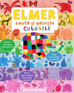 Elmer cauta si gaseste culorile