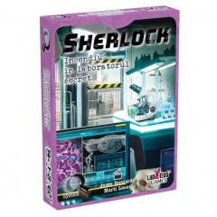 Sherlock Q6 - Incendiu in laboratorul secret