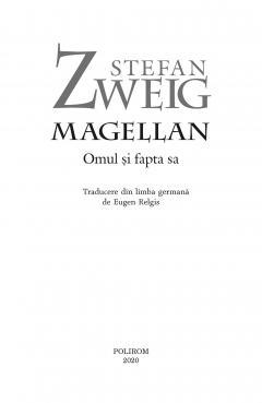 Magellan. Omul si fapta sa