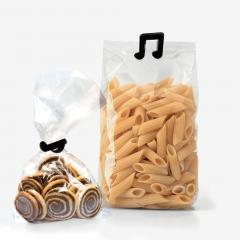Bag clips - Note muzicale