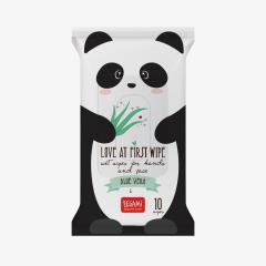 Servetele umede - Aloe Vera Panda