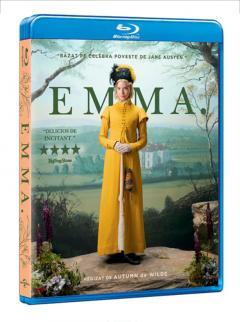 Emma (Blu Ray Disk)