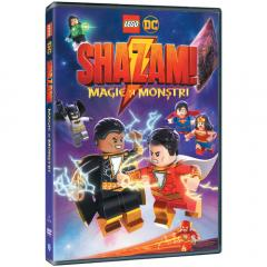 Lego DC Shazam: Magie si monstri / Shazam - Magic & Monsters