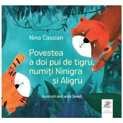 Povestea a doi pui de tigru, numiti Ninigra si Aligru