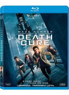Labirintul: Tratament letal (Blu Ray Disc) / Maze Runner: The Death Cure