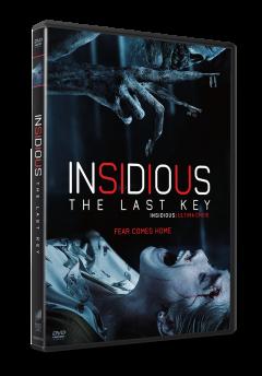 Insidious: Ultima Cheie (Insidious: Capitolul 4) / Insidious: The Last Key