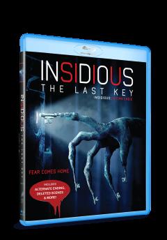 Insidious: Ultima Cheie (Insidious: Capitolul 4) (Blu Ray Disc) / Insidious: The Last Key