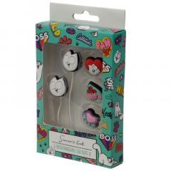 Casti - Simon's Cat Interchangeable Earbuds