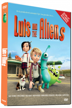 Luis si Mini-Extraterestrii / Luis and the Aliens