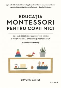 Educatia Montessori pentru copii mici