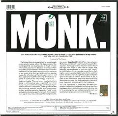 Monk - Vinyl