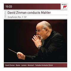 David Zinman Conducts Mahler Symphonies - CD