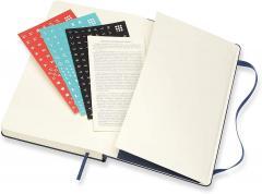 Agenda 2021 - Moleskine 12-Month Daily Notebook Planner - Sapphire Blue, Hardcover Large