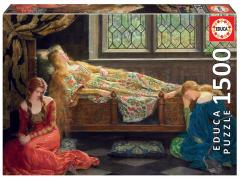 Puzzle 1500 piese - The Sleeping Beauty