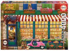Puzzle 4000 piese - Vintage Bookshop