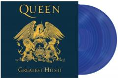 Greatest Hits II (Limited Edition Clear Blue) -1991- (2020) - Vinyl