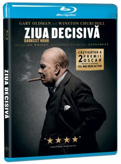 Darkest Hour. Ziua decisiva (Blu Ray Disc) / Darkest Hour
