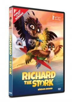 Barzoiul Richard / Richard the Stork (A Stork's Journey)