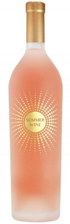 Vin rose - Summer Wine, Feteasca Neagra si Busuioaca, demisec, 2019
