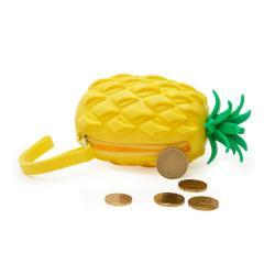 Portmoneu din silicon - Pineapple