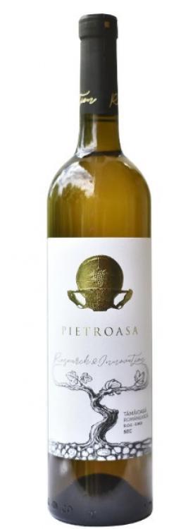 Vin alb - Tamaioasa Romaneasca, sec, 2019