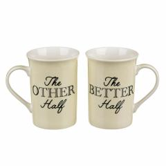 Set 2 cani - The Other Half / The Better Half