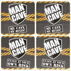 Suport pentru pahar - Man Cave