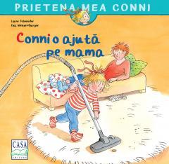 Connie o ajuta pe mama