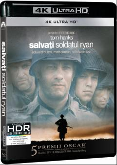 Salvati soldatul Ryan / Saving Private Ryan (4K/UHD)