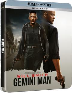 Gemini: Conspiratia / Gemini Man (4K/UHD - Steelbook)