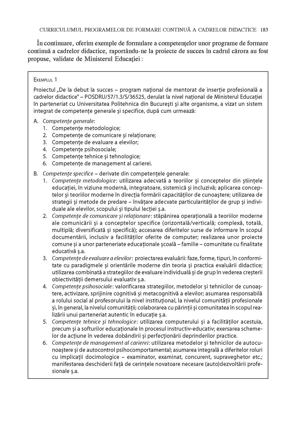 Formarea profesionala - ce este, cum este reglementata, obiective si beneficii pentru angajati
