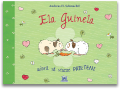 Ela Guinela adora sa viseze prieteni