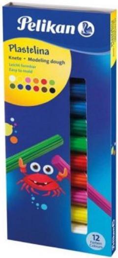 Plastilina - Set 12 culori