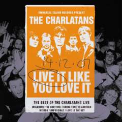 Live It Like You Love It - Vinyl