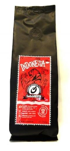 Cafea macinata de origine Indonezia - Sumatra Lington