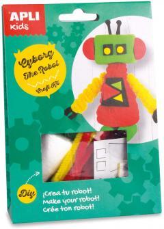 Set creativ - Cyborg Robot