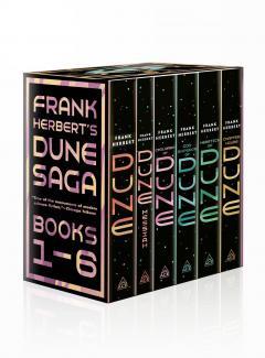 Dune Saga 6-Book Boxed Set
