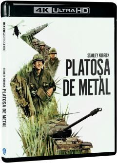 Platosa de otel (4K Ultra HD) / Full metal jacket