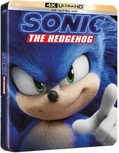 Sonic the hedgehog (4K Ultra HD - Steelbook)