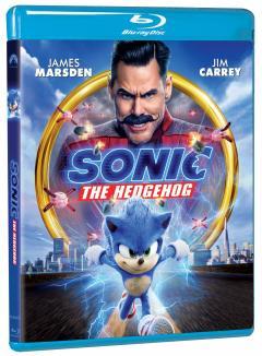 Sonic the hedgehog (Blu-Ray Disc)
