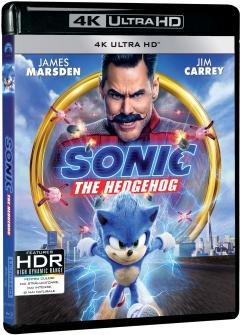 Sonic the hedgehog (4K Ultra HD)